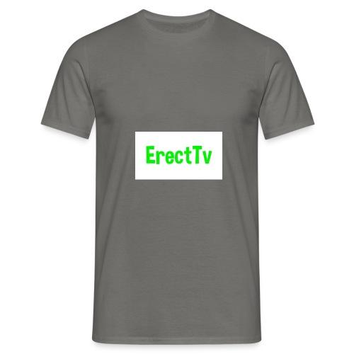 Erect Tv - Männer T-Shirt