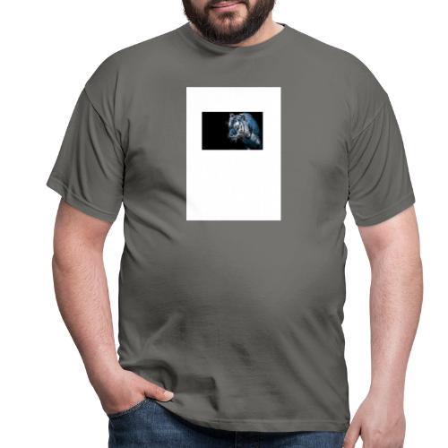 cooler Tiger - Männer T-Shirt