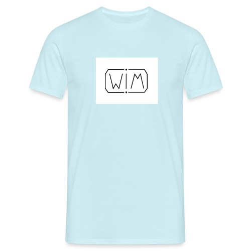normal WIM design - Mannen T-shirt