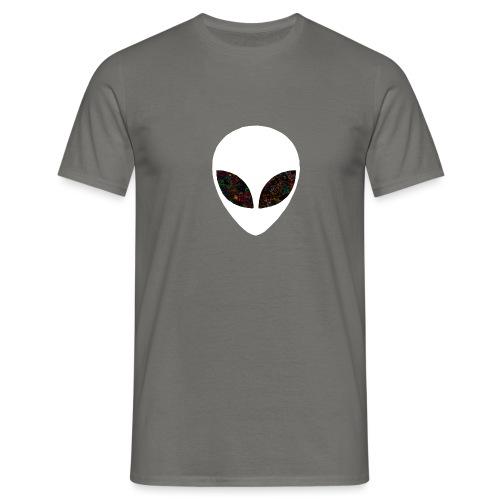 White alien - T-shirt Homme