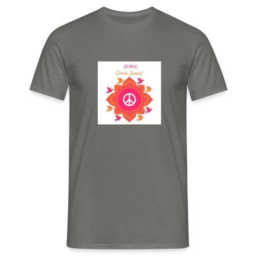 Ca paix comme jamais! - T-shirt Homme