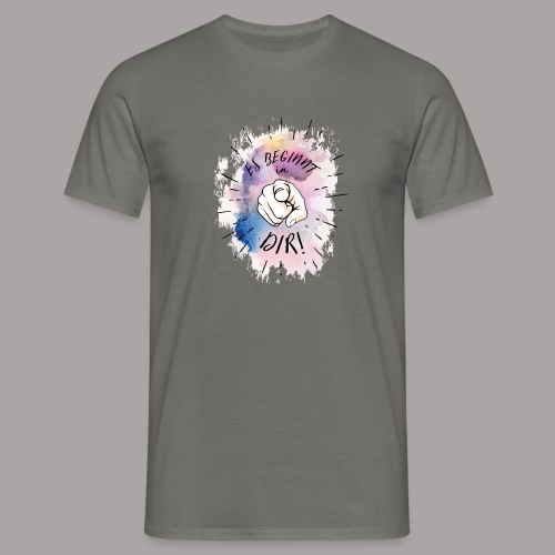 shirt bunt tshirt druck - Männer T-Shirt