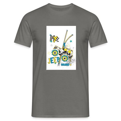fashioned one - Men's T-Shirt
