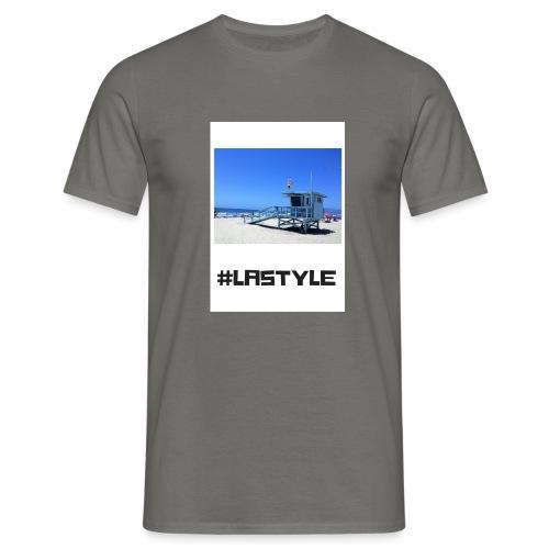 LA STYLE 2 - Men's T-Shirt