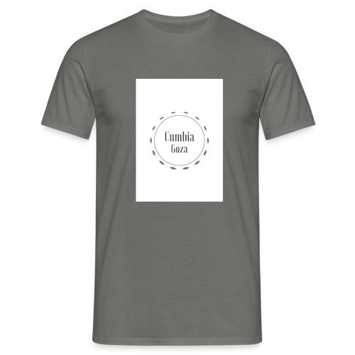 cumbia goza - Mannen T-shirt