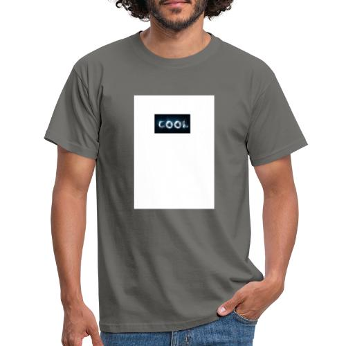 cool - Männer T-Shirt