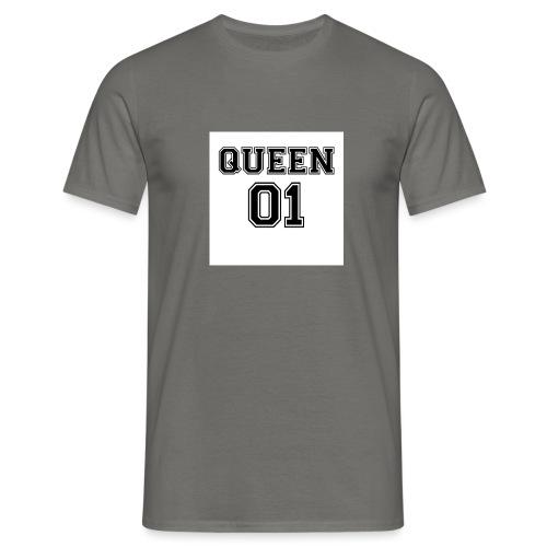 Queen 01 - T-shirt Homme