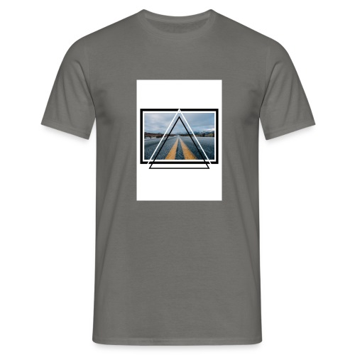 On the Road - T-shirt Homme