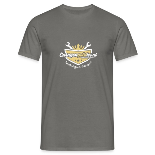 gg a4 merch - Männer T-Shirt