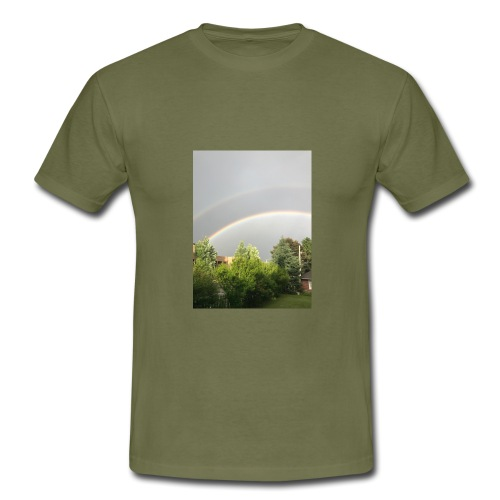 Arcobaleno - Maglietta da uomo