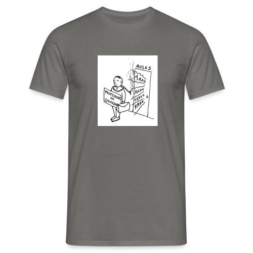 prof da guardia - Maglietta da uomo