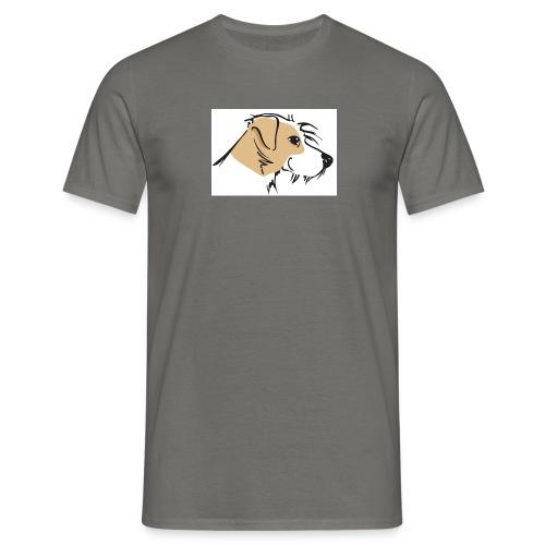 IGRK Kromikopf2 groß - Männer T-Shirt