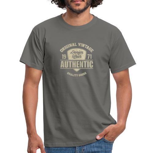 Authentic - Maglietta da uomo