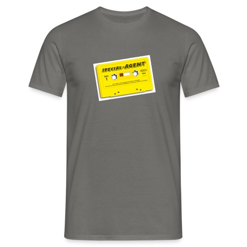 hsp 198301 specialagent - Männer T-Shirt