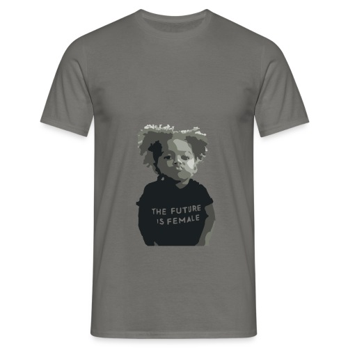 FUTURE is FEMALE - Camiseta hombre