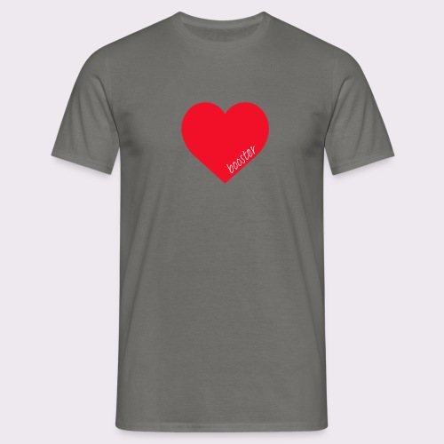 lovebooster - Men's T-Shirt
