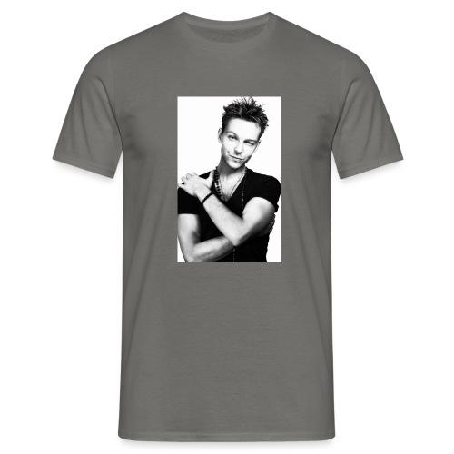 handsome guy - Men's T-Shirt