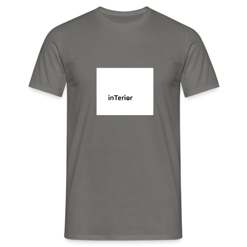 inTerior - Koszulka męska