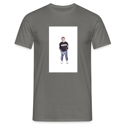 Silik Comic - Männer T-Shirt