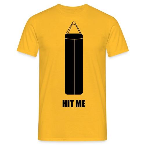 Oluwah- Hit me - Men's T-Shirt