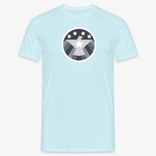 FederationLogoRound - Miesten t-paita