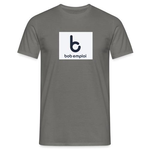 Logo_Bob_Emploi - T-shirt Homme