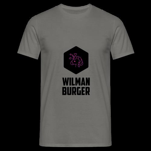 Wilman Burger - Miesten t-paita