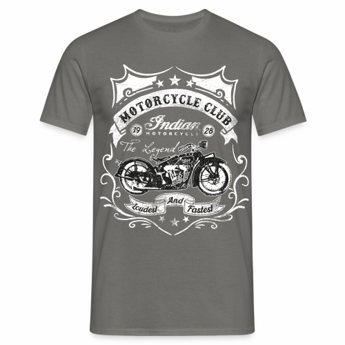 Motorcycle Club - Männer T-Shirt