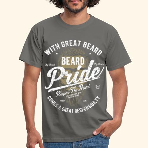 Beard-Pride - Men's T-Shirt