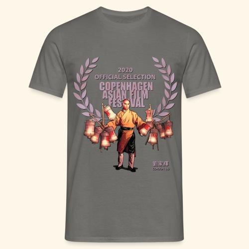 CAFF - Official Item - Shaolin Warrior 4 - Mannen T-shirt