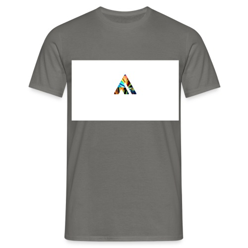 A - Herre-T-shirt