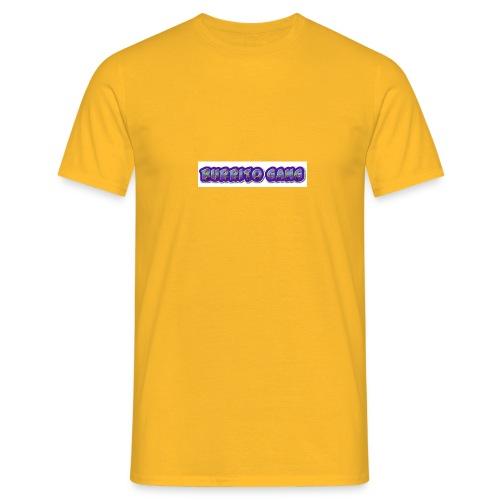 BURRITO GANG MALLISO - Miesten t-paita