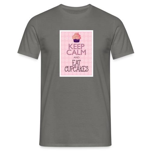 cupcake - Maglietta da uomo