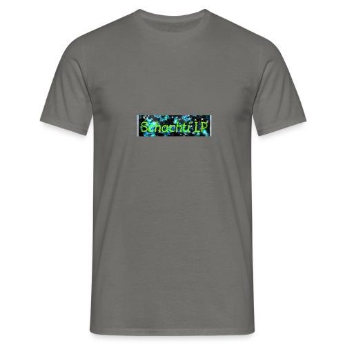 Schachti Produkte - Männer T-Shirt