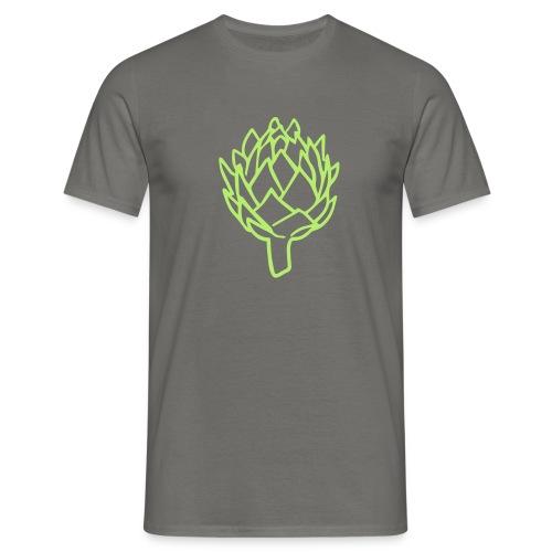 Artichoke - Mannen T-shirt