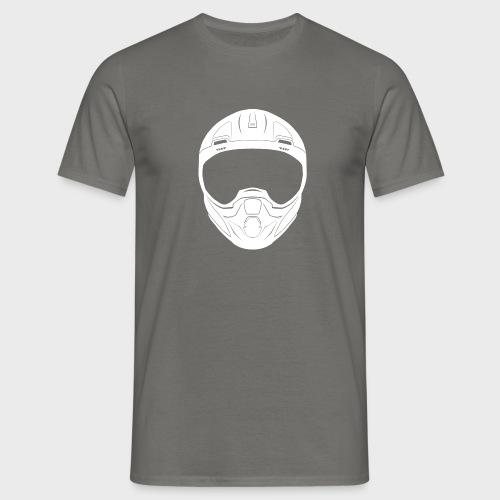 CSJG CBR Emblem - Men's T-Shirt