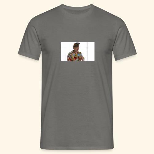 Jacob Ditzel - Herre-T-shirt