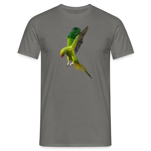 PERROQUET - MINIMALISTE - T-shirt Homme