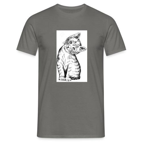 katze 2 - Männer T-Shirt