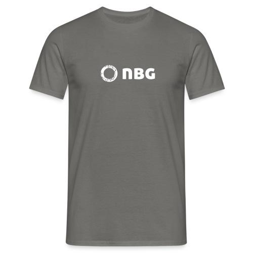 NBG Logo Icon - Männer T-Shirt