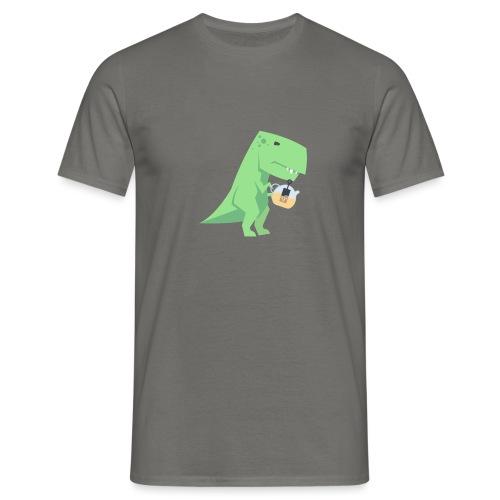 Tea-Saurus - Männer T-Shirt