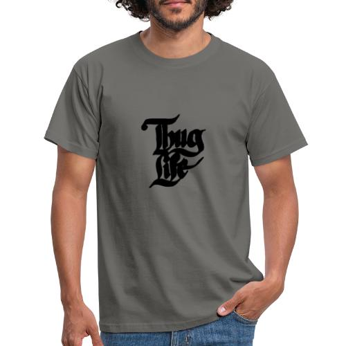 ThugLife - T-shirt Homme