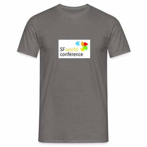 SFworldconference T-Shirts - Männer T-Shirt