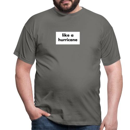 Hurricane - Männer T-Shirt
