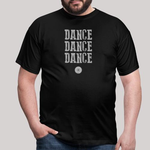dancedancedance_grey - Maglietta da uomo