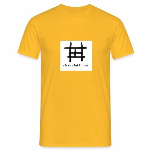 taulu 2 - Miesten t-paita