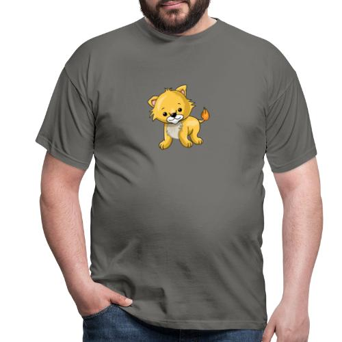Babyleeuw - Mannen T-shirt