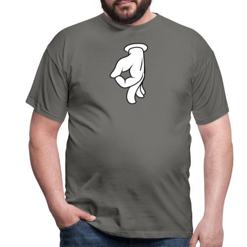 Arschloch - Männer T-Shirt