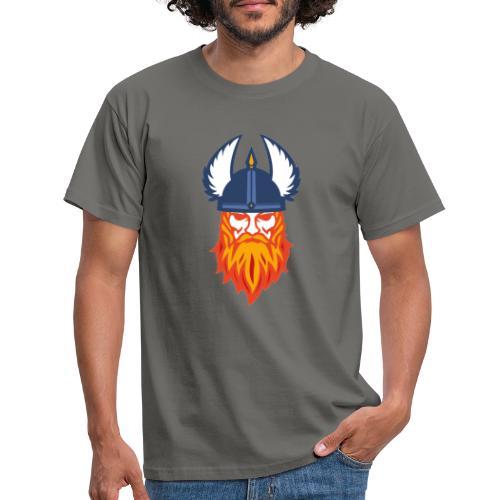 Viking Crafter's Merchandise - Herre-T-shirt