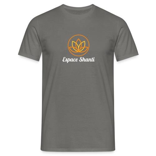 Logos Shanti 2017 - T-shirt Homme